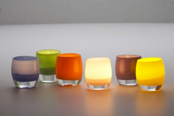 Seasonal glassybaby colors
