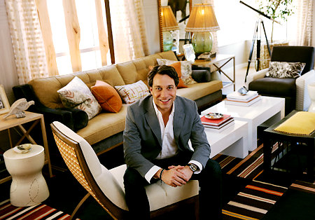 Thom Filicia Home - J Marshall Design