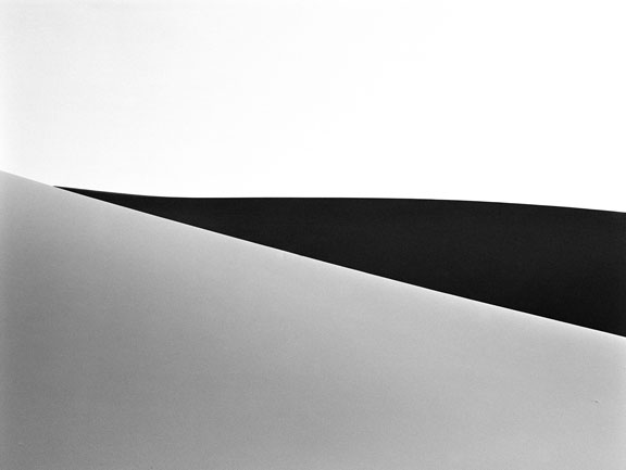 Sand dunes photograph by Roberto Dutesco
