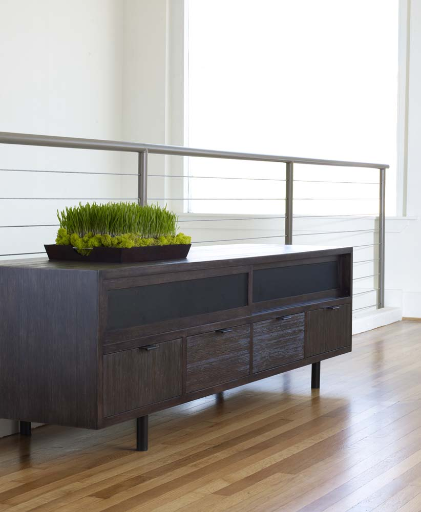 Sonora media console by Maria Yee