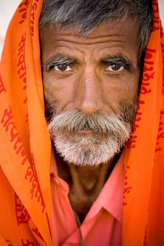 Pushkar, Rajasthan, India - photograph by Jim Nilsen