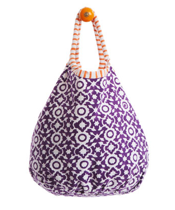 Bondi Beach bag Elsa purple, Roberta Roller Rabbit