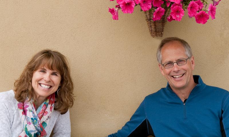 Jim and Magrit Nilsen