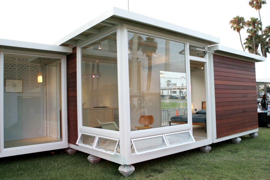 Edgar blazona furniture prefab home designer for Modular sunrooms