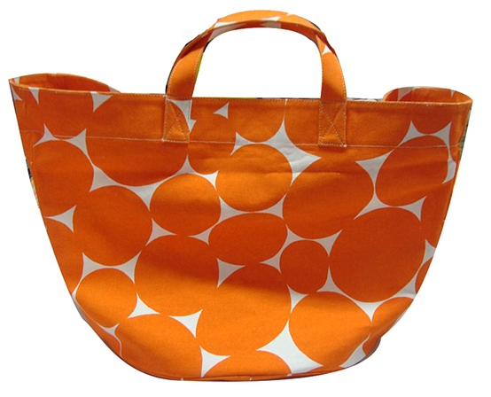 SEE DESIGN tote bag by Donna Gorman