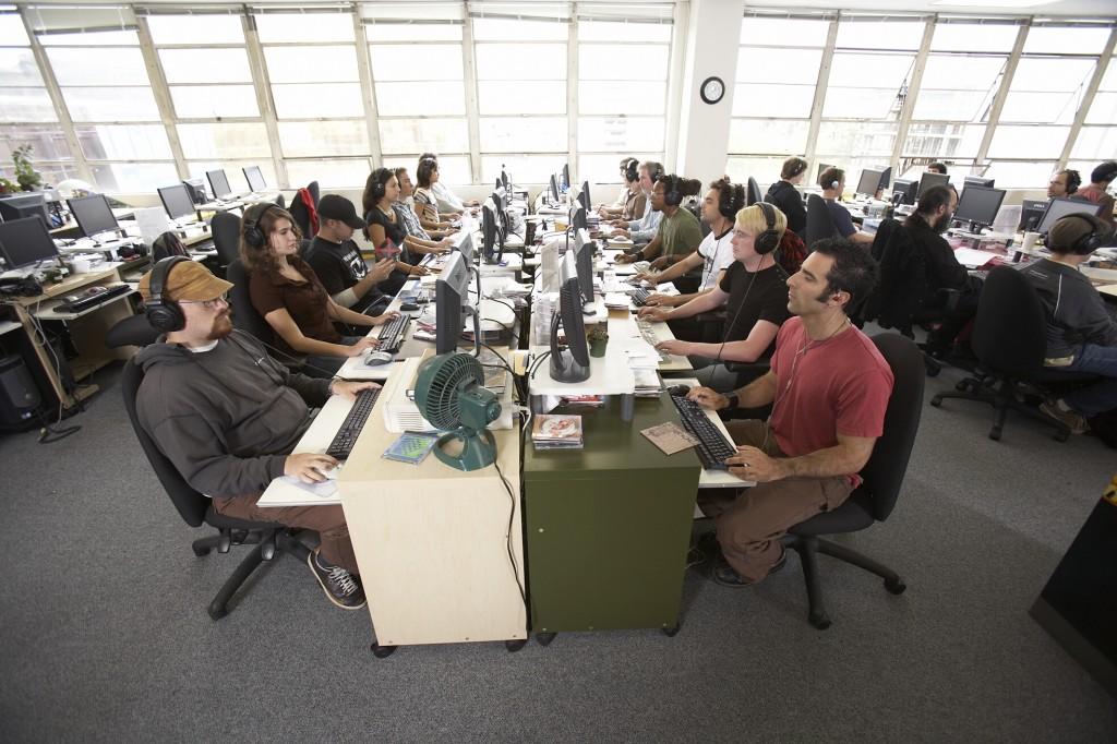Pandora staff