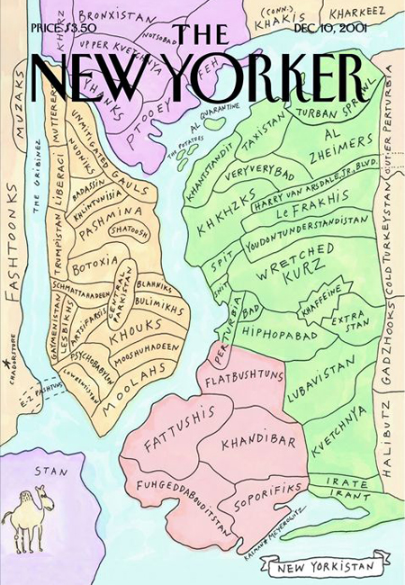 New Yorkistan by Maira Kalman