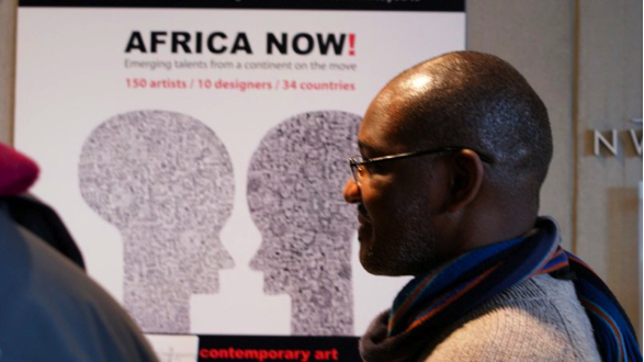 Africa Now! comtemporary art at World Bank 2008