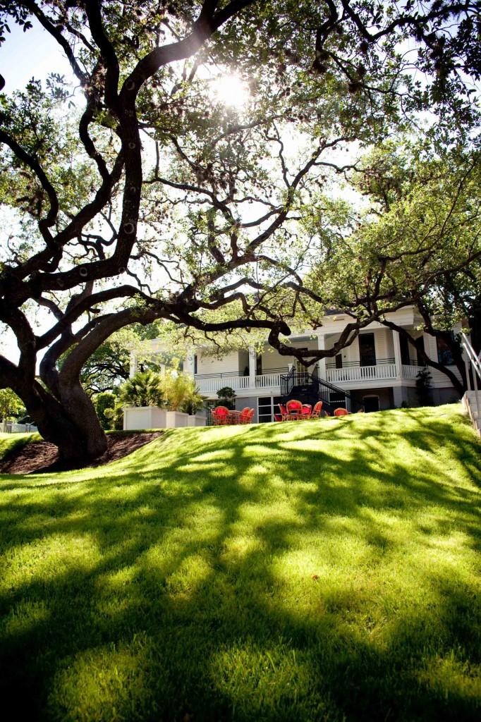 Hotel Saint Cecilia in Austin, property of Liz Lambert