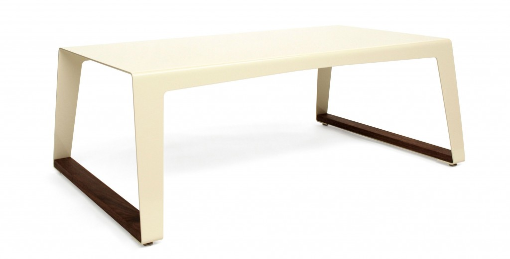Armadillo coffee table by DoubleButter