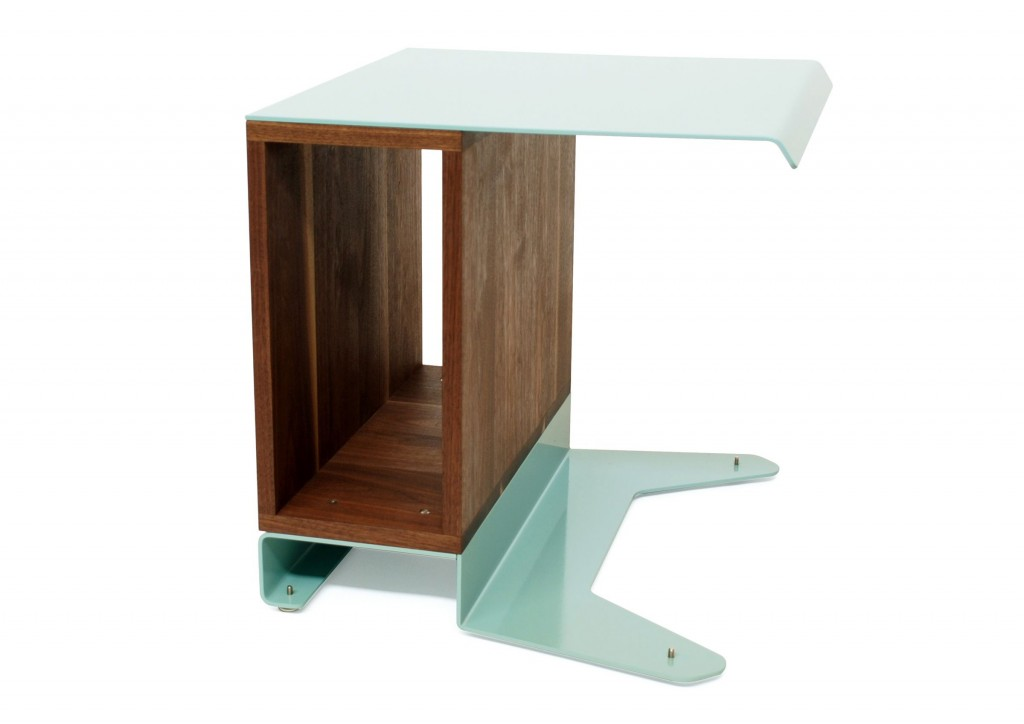 Penguin side table by DoubleButter