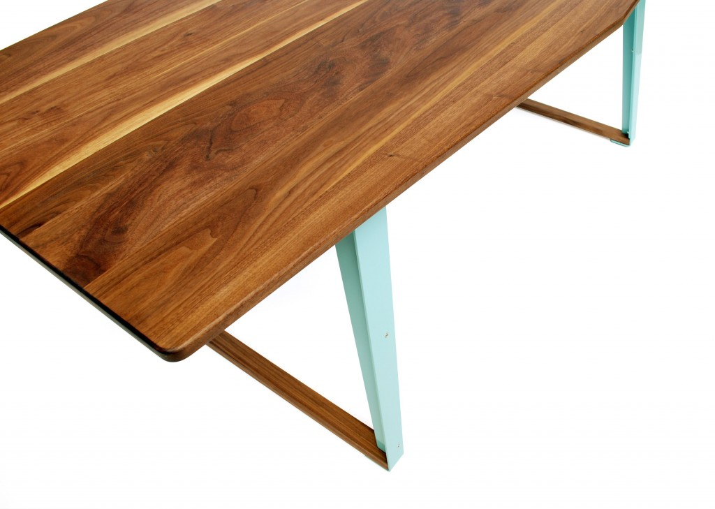 Turtle dining table by DoubleButter