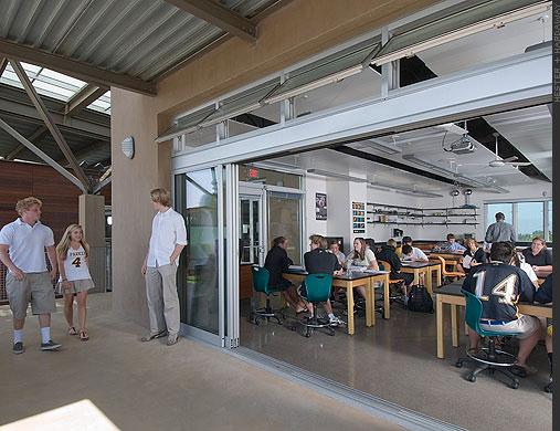 Open Classroom Design ~ Lake flato architects