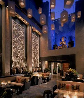 RockSugar restaurant interior