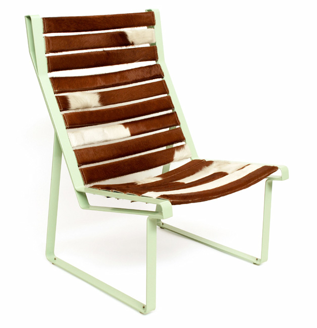 Grasshopper lounge chair by DoubleButter