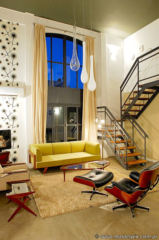 Lovely ... Mod Living Room Buenos Aires ...
